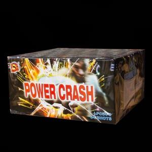 saluta baterija power crash