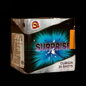 saluta baterija Surprise