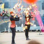 uguns-šova-priekšnesums