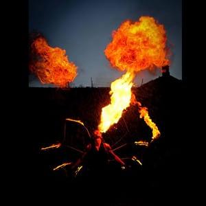 uguns dejas