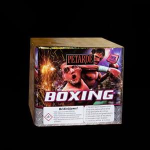 salūta baterija Boxing