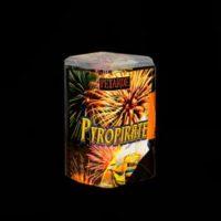 salūta baterija-pyropirate