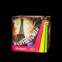 salūtu baterija Eiffel tower