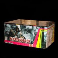 salūtu baterija Masterforce